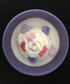 Purple Vogue Scented Soy Candles